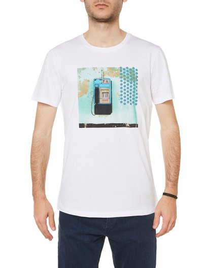 BOSS CASUAL 'TIMEN1' T-SHIRT