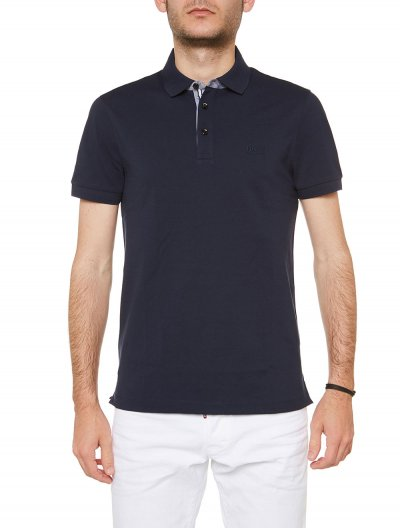 BOSS 'PENROSE14' SLIM POLO ΜΠΛΟΥΖΑ