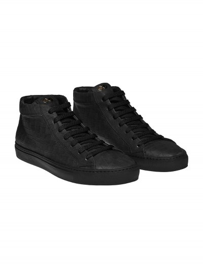 HIDE & JACK HIGH-TOP SNEAKERS