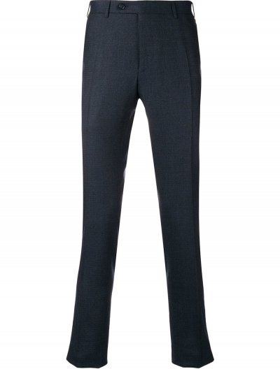 CANALI WOOL/COTTON PANTS