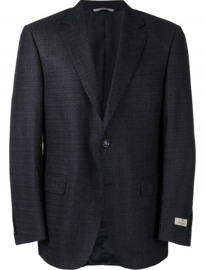 CANALI WOOL/CASHMERE EXCLUSIVE JACKET