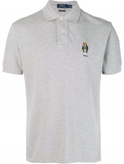 POLO RALPH LAUREN 'BEAR' POLO ΜΠΛΟΥΖΑ