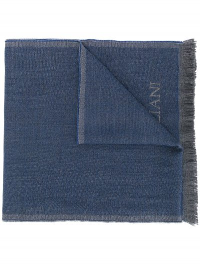 CORNELIANI WOOL SCARF