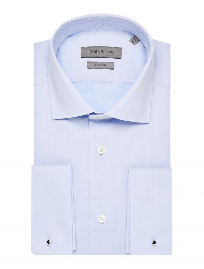 CORNELIANI SHIRT WITH CUFFS