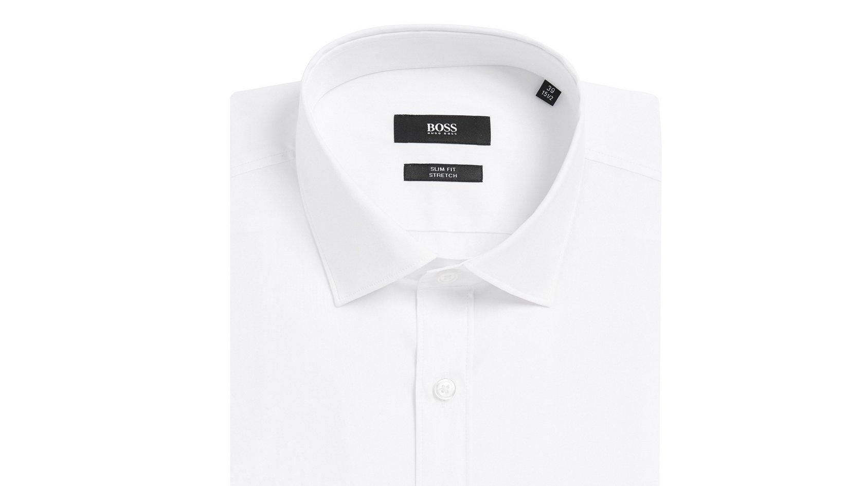 0dfa268c9d24 Ένα λευκό βαμβακερό πουκάμισο δεν γίνεται να σας προδώσει ποτέ. Μπορεί να  φορεθεί τόσο σε επίσημες εκδηλώσεις