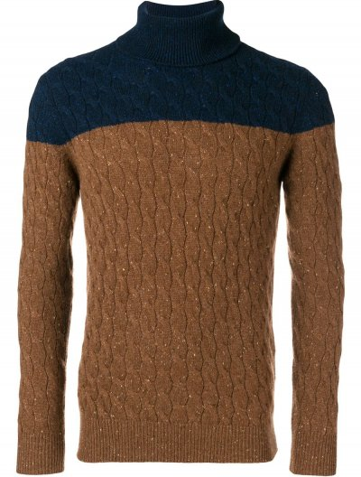 ELEVENTY CASHMERE ROLLNECK SWEATER