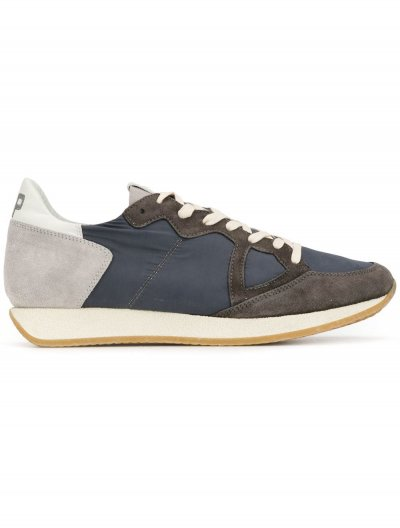 PHILIPPE MODEL 'MONACO' SNEAKERS