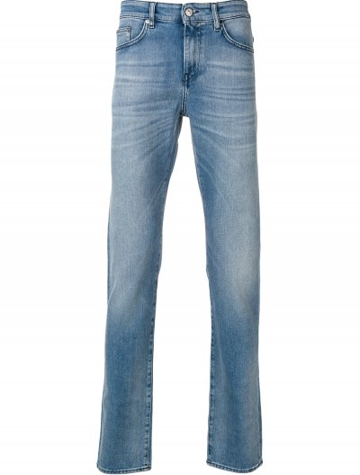 BOSS 'DELAWARE3-1' SLIM FIT JEANS