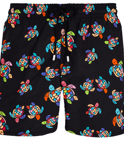 VILEBREQUIN 'OVER THE RAINBOW TURTLES' SWIM SHORTS