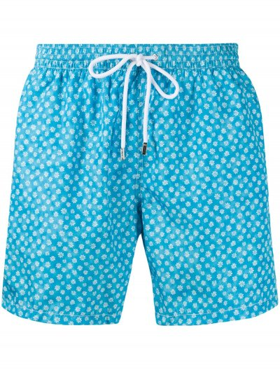BARBA NAPOLI SWIM SHORTS