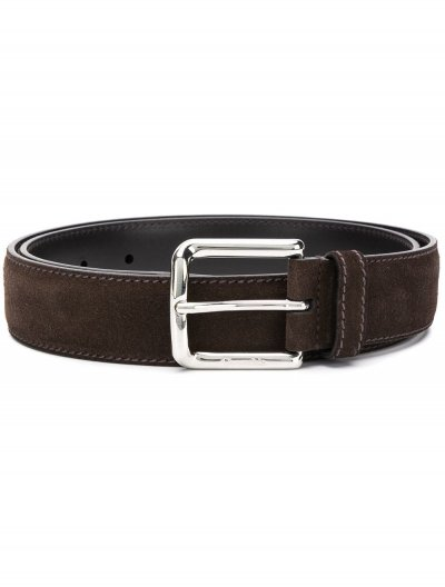 CHURCH'S SUEDE BELT