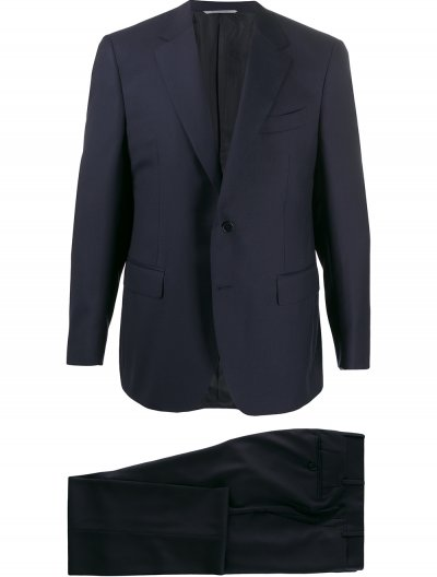 CANALI SUPER 130 WATER RESISTANT SUIT