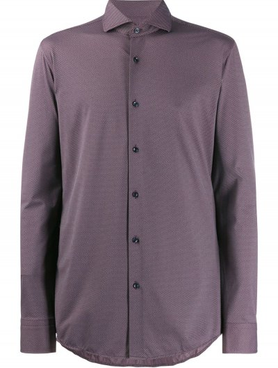 BOSS 'JASON' SLIM TRAVEL SHIRT