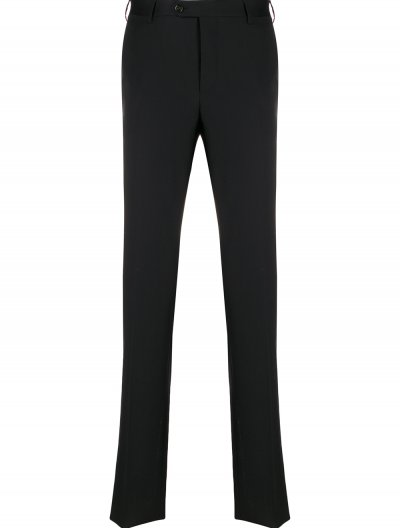 CORNELIANI SUPER 130 WOOL PANTS