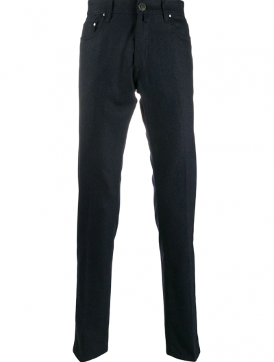 JACOB COHEN WOOL PANTS