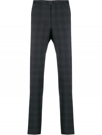 CORNELIANI WOOL PANTS
