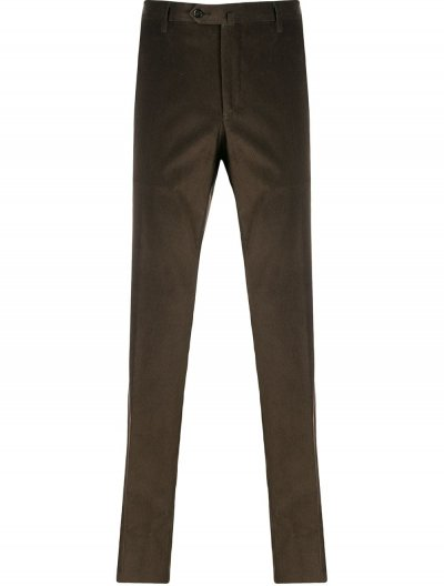 CORNELIANI CORDUROY PANTS