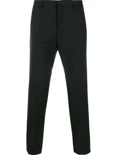 BOSS 'GENIUS5' WOOL/CASHMERE PANTS