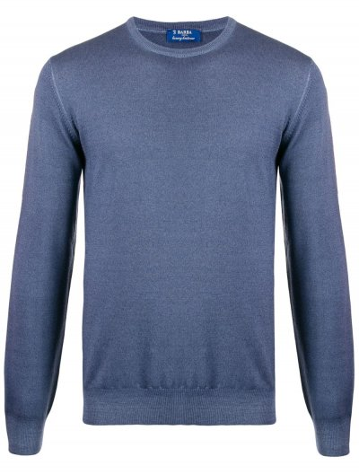 BARBA NAPOLI WOOL KNITWEAR