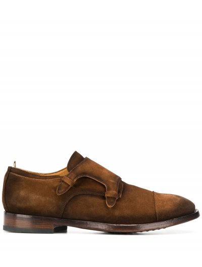 OFFICINE CREATIVE 'EMORY' BUCKLED OXFORD SHOES