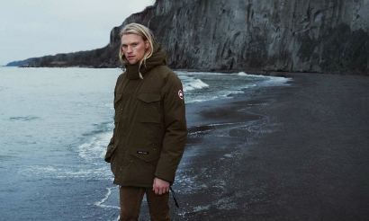 New entry: Canada Goose