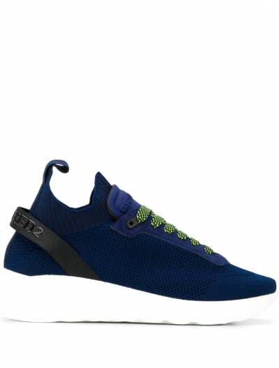 DSQUARED2 'SPEEDSTER' KNITTED SNEAKERS