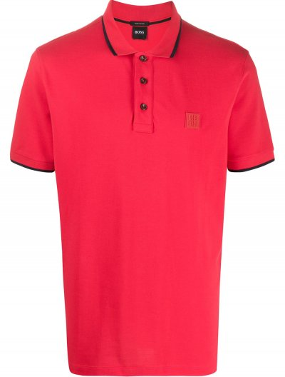 BOSS 'PARLAY73' POLO ΜΠΛΟΥΖΑ