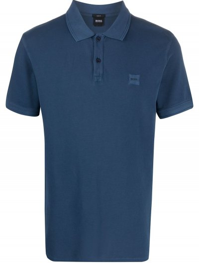 BOSS CASUAL 'PRIME' SLIM POLO ΜΠΛΟΥΖΑ
