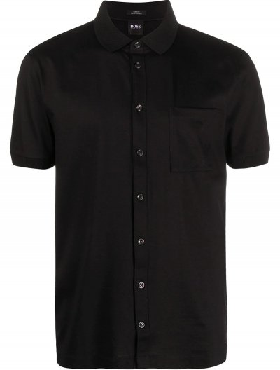 BOSS 'PUNO 09' POLO SHIRT WITH POCKET