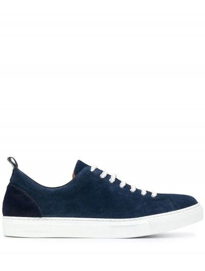 JACOB COHEN SUEDE SNEAKERS