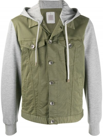 ELEVENTY HOODED JACKET