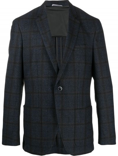 BOSS 'HAYLON' WOOL/COTTON BLAZER