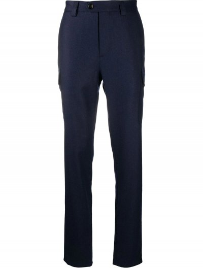 BRUNELLO CUCINELLI WOOL PANTS