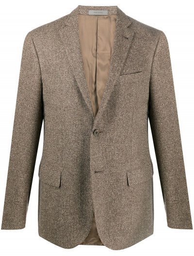 CORNELIANI COTTON/WOOL JACKET