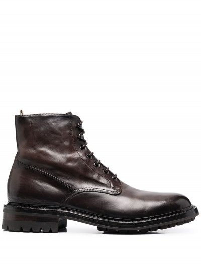 OFFICINE CREATIVE 'SHEFIELD' BOOTS