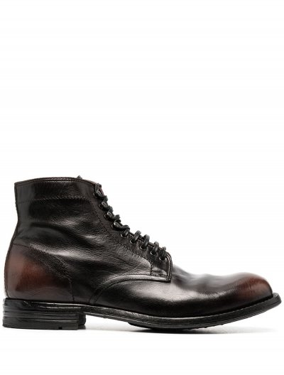 OFFICINE CREATIVE 'BALANCE' ANKLE BOOTS