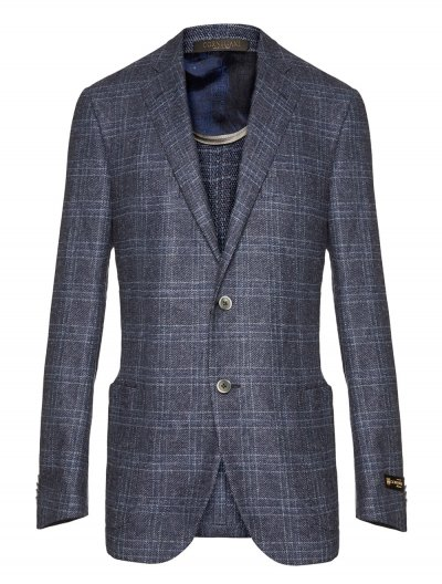 CORNELIANI CASHMERE/SILK JACKET