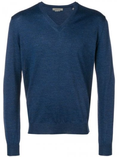 CORNELIANI V-NECK KNITWEAR