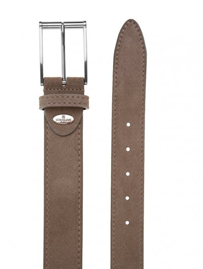 CORNELIANI SUEDE BELT