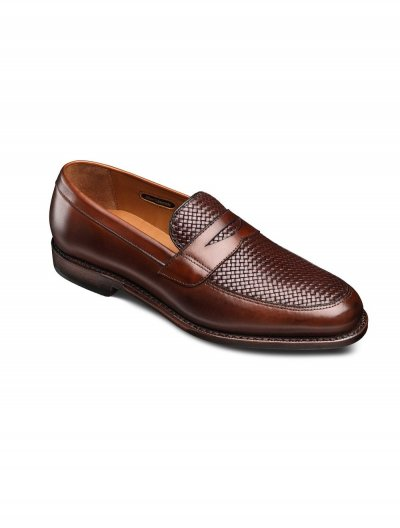 ALLEN EDMONDS 'LAKE BLUFF CHILLI'