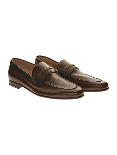 BARRETT TWO-TONE LOAFERS