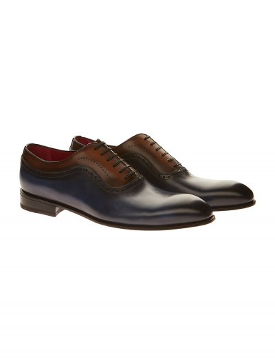 BARRETT TWO-TONE OXFORD SHOES
