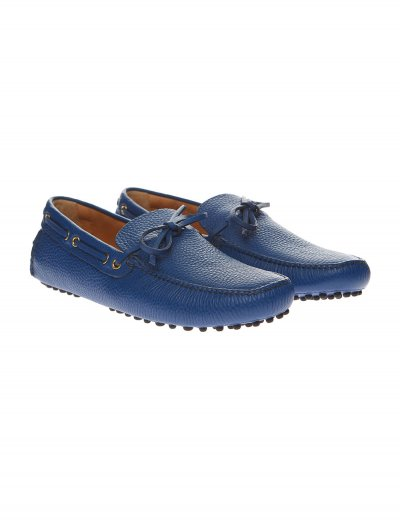 CAR SHOE LEATHER LOAFERS